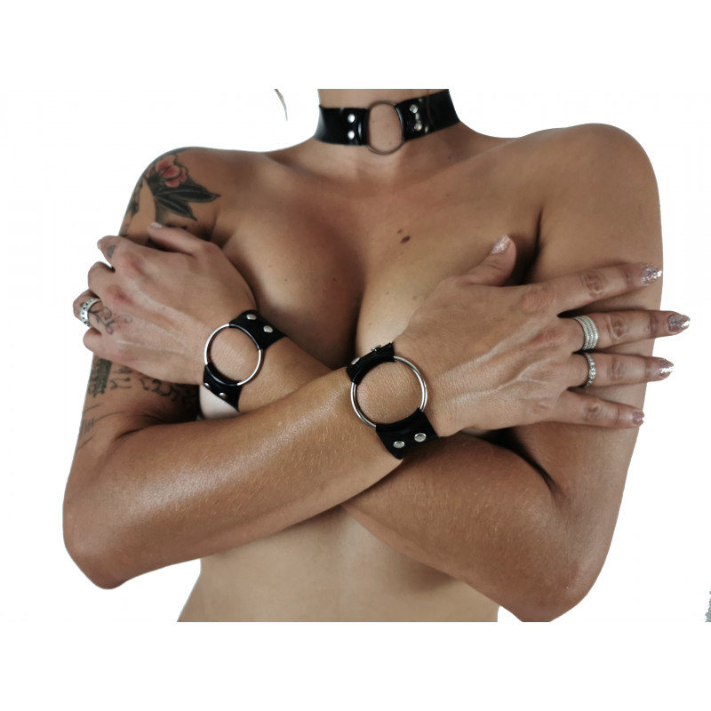 Latex Necklace and Bracelets
